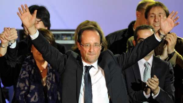 socialist francois hollande wins french presidency hollande wins french presidency 534x401