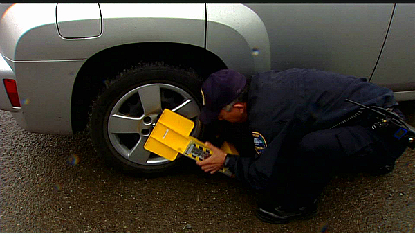 Drivers with more than 4 unpaid parking tickets are supposed to have a clamp attached by Parking Enforcement. But some drivers are still getting away with not paying off multiple tickets.