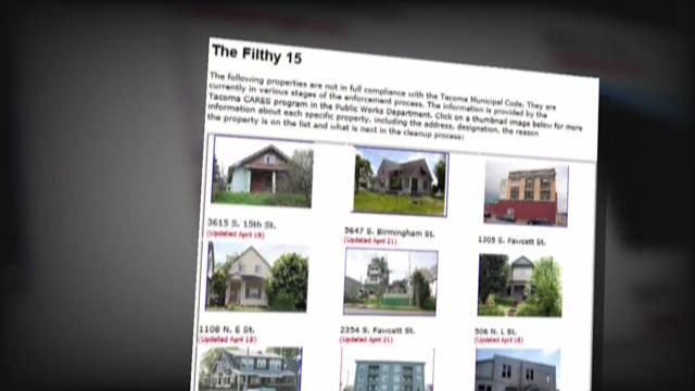 Tacoma's plan for derelict buildings