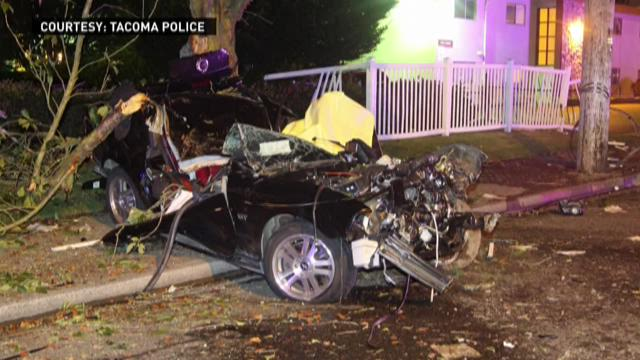Family searches for driver who may have caused deadly crash