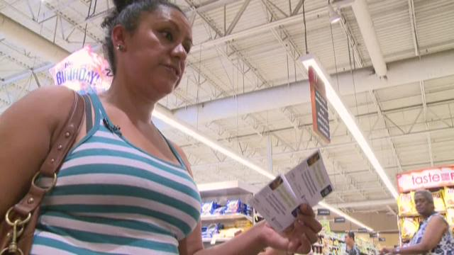 Coupon helps promote healthier diets