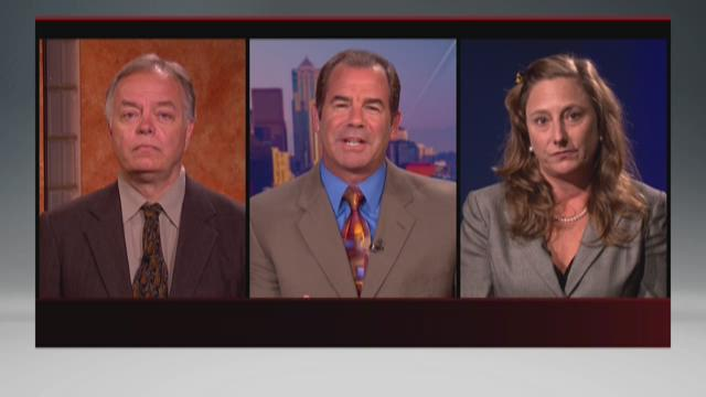 Longtime columnist Art Thiel from Sportspress Northwest and 710 ESPN Seahawks reporter Liz Mathews join KING 5's Paul Silvi for a discussion about the Rice and Peterson cases.