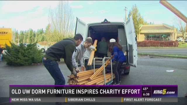 Donating Furniture To Charity