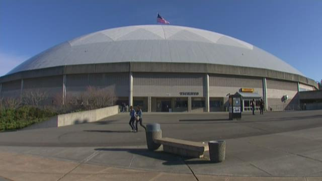 Enhanced security at Tacoma Dome