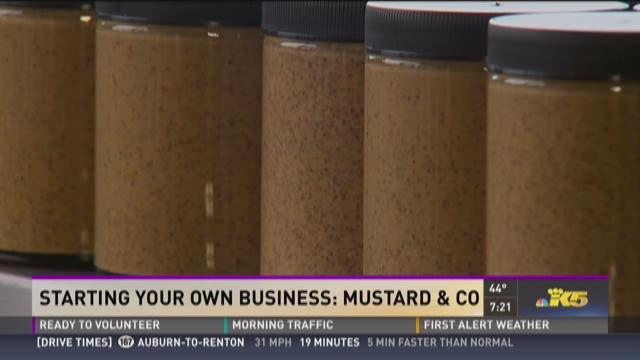 Mustard and Company
