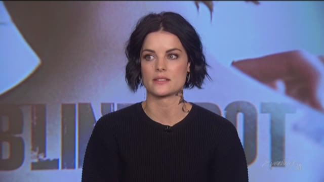 Blindspot star Jaimie Alexander talks to Team Evening