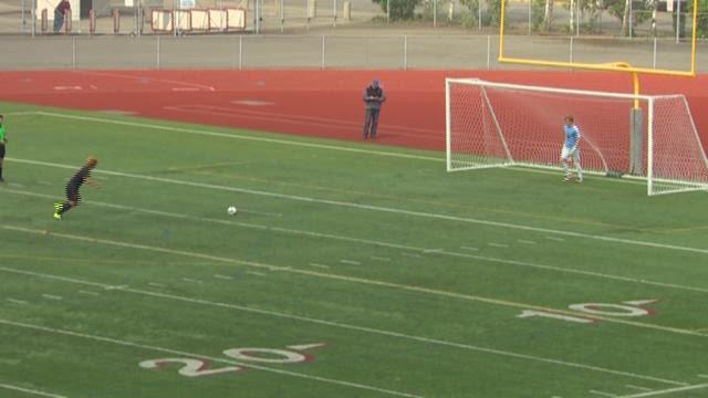 Boys 3A State Soccer Semi - Interlake vs. Lakeside