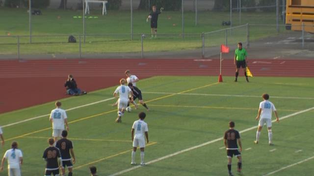 4A Boys State Soccer Semi - Wenatchee vs. Central Valley