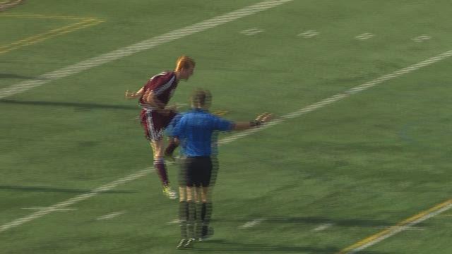 3A Boys State Soccer Semi -  Mercer Island  vs. Edmonds-Woodway