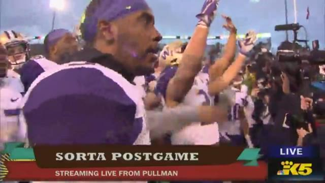 Apple Cup Sorta Post Game Show
