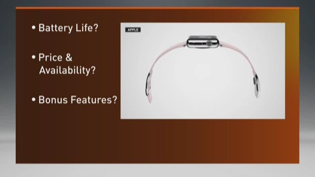 Apple unveiling Apple Watch