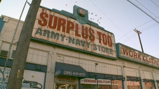 Army Surplus Store in Seattle on universities2017.ml See reviews, photos, directions, phone numbers and more for the best Army & Navy Goods in Seattle, WA. Start your search by typing in the business name below.
