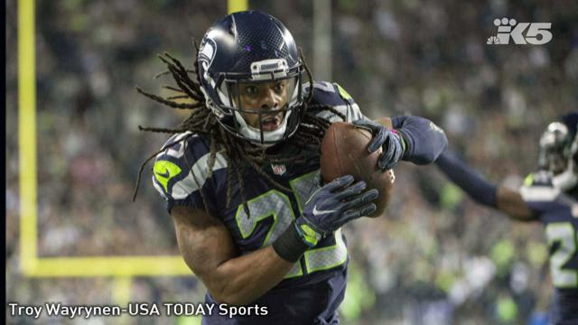Report: Sherman initiated trade request, Seahawks obliged
