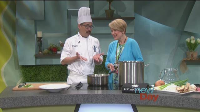 Chef Brian Kim talks about Bone Broth