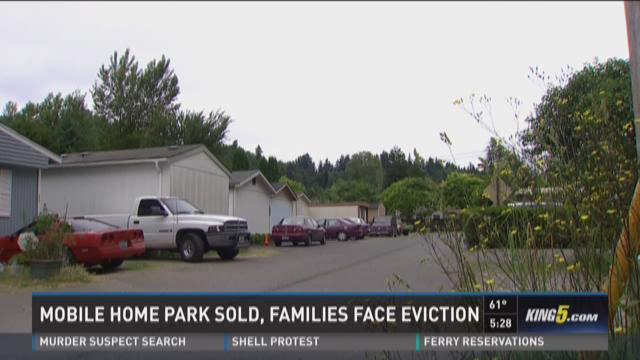 32 Families Are Dealing With Eviction Notices Tonight
