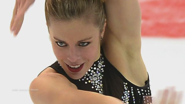 Watch This Heroic Figure Skater Perform to 'Turn Down For What'