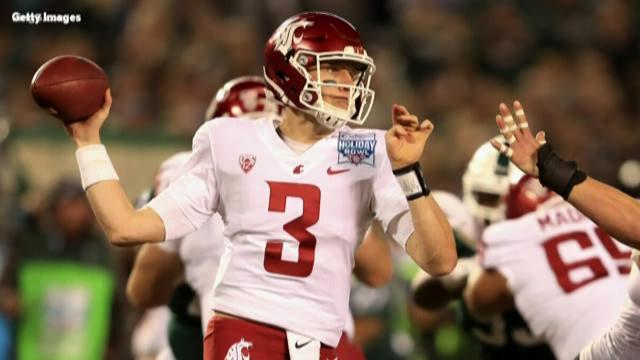 WSU quarterback found dead