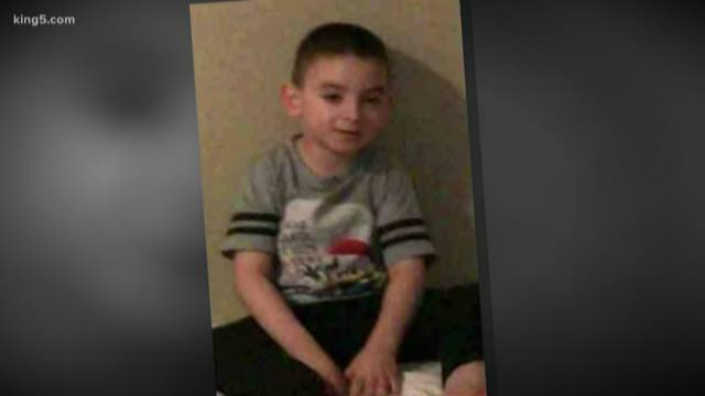 Desperate search for four-year-old boy who disappeared from his North Carolina home barefoot in a tiger t-shirt on Wednesday