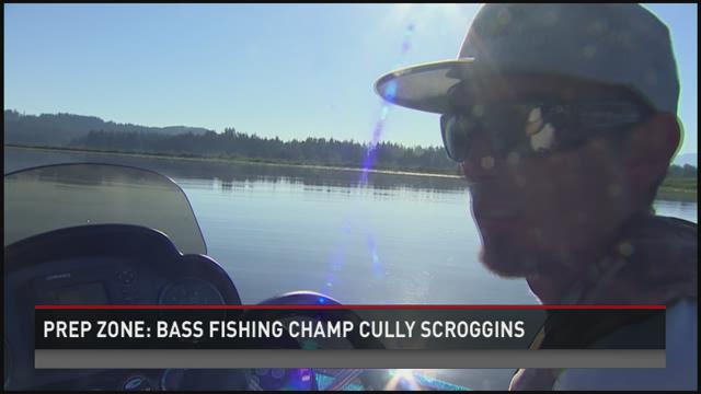 This week's Prep Zone features recent R.A. Long graduate Cully Scroggins, whose passion for bass fishing earned him a college scholarship.
