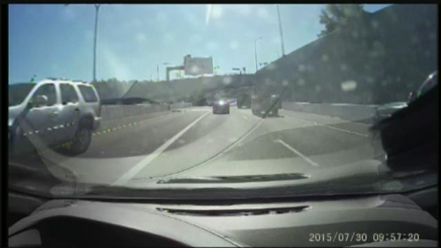 Reddit video shows wrong-way driver in 520 HOV lane