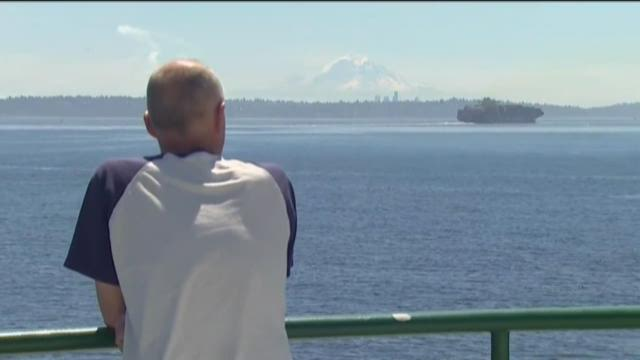 Weather helps increase Port Angeles tourism