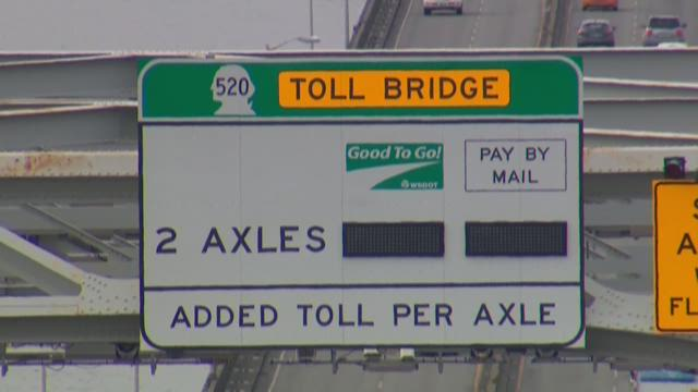 WSDOT forgives penalties for some, not all