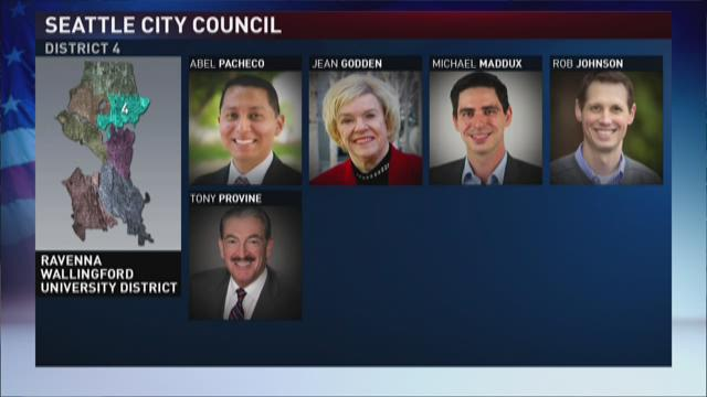 Seattle City Council Candidates: District 4