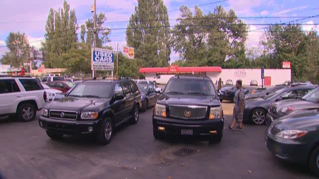 Used Car Dealerships Lake City Seattle