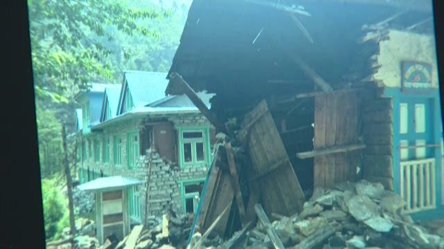 Climber hopes to rebuild Sherpa's home