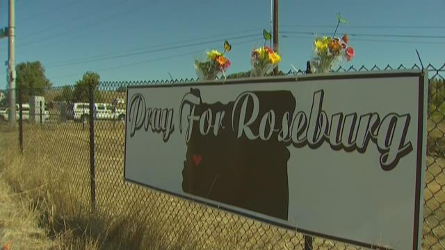 Roseburg works to answer 'Why?'