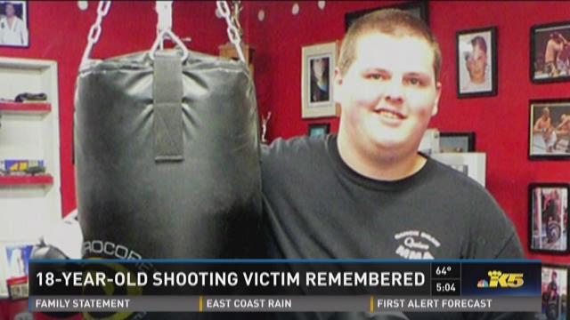 Shooting victim Quinn Cooper remembered