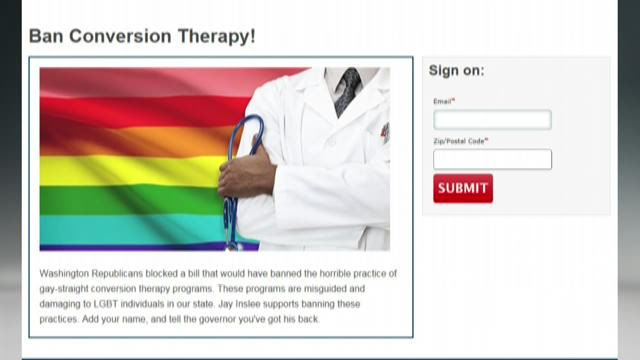 New push to ban conversion therapy in Washington