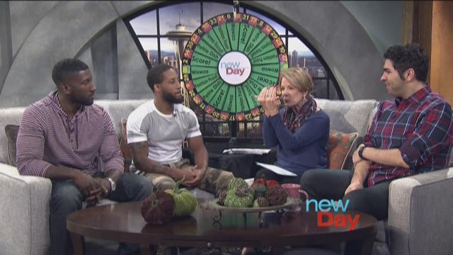 Talk show host Jason Rantz + brothers, NFL free agent Isaiah Trufant and fmr Seahawk Marcus Trufant tackle headlines