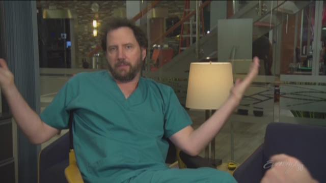 Comedian Jamie Kennedy has plenty to say about Hawk fever!